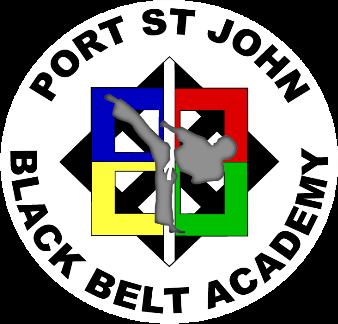 Port St John Black Belt Academy Logo
