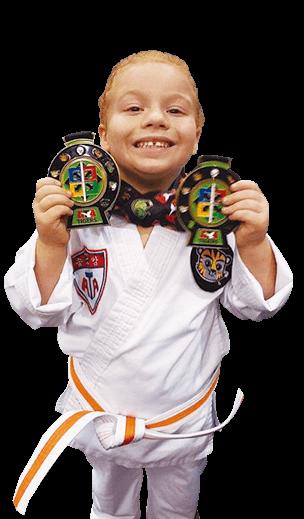 ATA Martial Arts Port St John Black Belt Academy - ATA Tigers
