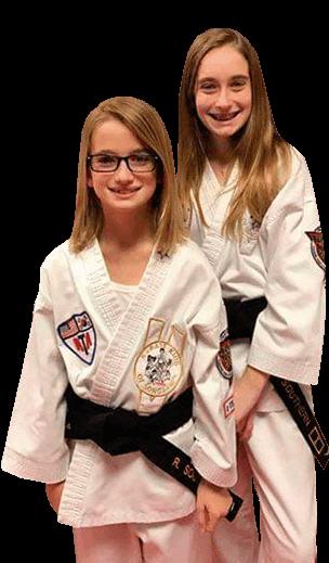 ATA Martial Arts Port St John Black Belt Academy - Karate for Kids